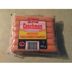 Larsen coachman wieners