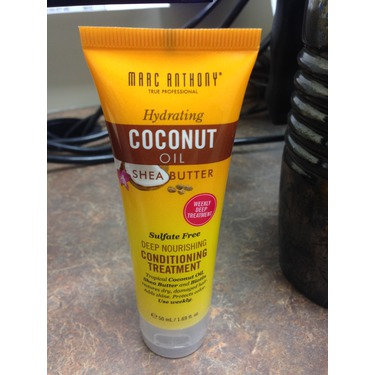 Marc Anthony Coconut Oil Shea Butter Conditioning Treatment