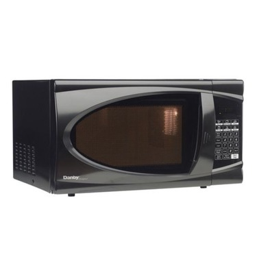 Danby Black Microwave Oven