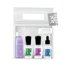 Zoya Holiday Color Lock Set