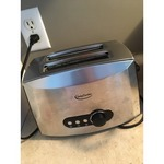 Betty Crocker 2 slice toaster