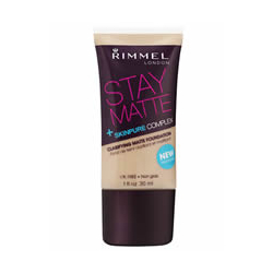 Rimmel London Stay Matte Foundation