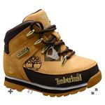 Timberlands euro sprint toddler boots