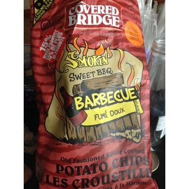 Covered Bridge Smokin Sweet BBQ chips