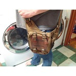 Magictodoor Canvas Bag Messenger Bag Single-Shoulder Bag