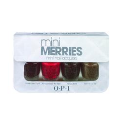 OPI Mini Merries Nail Lacquer Set