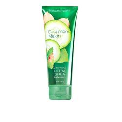 Bath & Body Works Cucumber Melon Ultra Shea Body Cream