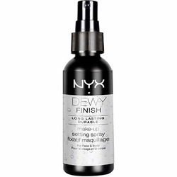 NYX Cosmetics Dewy Finish Setting Spray