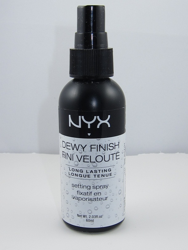Nyx Cosmetics Dewy Finish Setting Spray Reviews In Setting