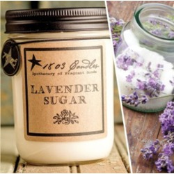 1803 Candles - Lavender Sugar