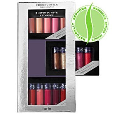 tarte cosmetics Crown Jewels Lipgloss Multi Gift Set