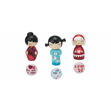 Momiji Friendship Dolls