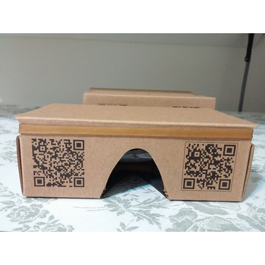 Habor Cardboard 3D Virtual Reality 3D Glasses VR Headset for Smartphones