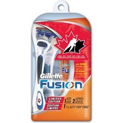 Limited Edition Team Canada Gillette Fusion
