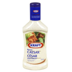 Kraft bacon Caesar dressing