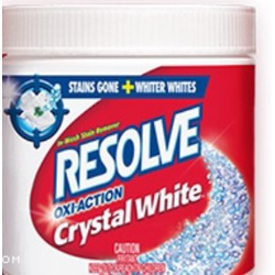 Resolve crystal light