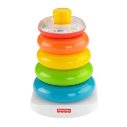 Fisher price brilliant basics rock a stack
