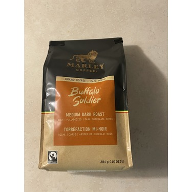 Marley Coffee One Love Medium Roast