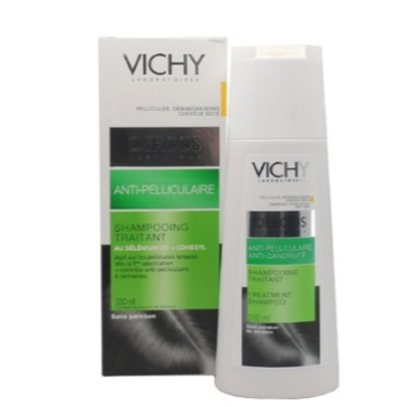 Vichy Dercos Anti-Pelliculaire (Anti-Dandruff) Shampoo