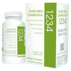 Garcinia Cambogia 3000 mg 1234