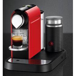 Nespresso CitiZ&Milk;Fire Engine Red