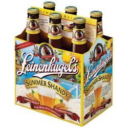 Leinenkugel's Summer Shandy Beer with Lemonade