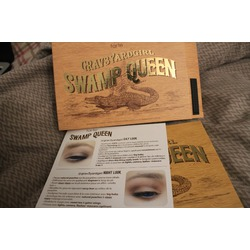 Tarte Grav3yardgirl Swamp Queen Palette