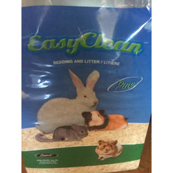 Easy clean bedding & litter