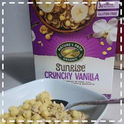 Nature's Path Sunrise Crunchy Vanilla