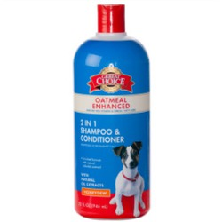 Great choice oatmeal enhanced 2 in 1 shampoo/conditioner