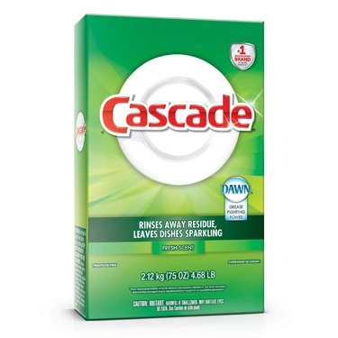 Cascade Powder Dishwasher Detergent