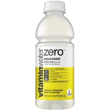Vitaminwater Zero