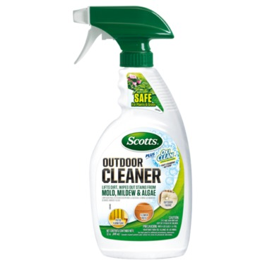 Scotts Outdoor Cleaner Plus OxiClean