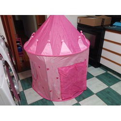 Sunshines Pink Play Tent for Kids