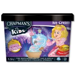 Chapman's Kids Princess Potion Ice cream