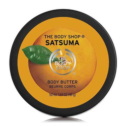 The Body Shop Satsuma Body Butter