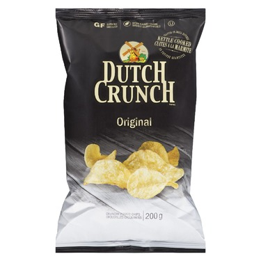 Old Dutch Dutch Crunch Kettle Cooked Chips (Original)