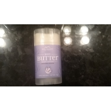 Rocky Mountain Lavender Body Butter