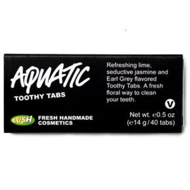 LUSH Aquatic Toothy Tablets