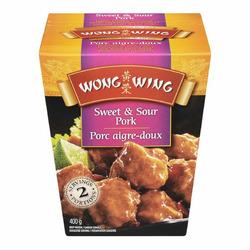Wong wing sweet & sour pork