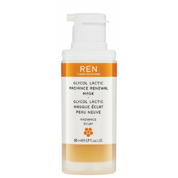 REN Clean Skincare Glycol Lactic Radiance Renewal Mask