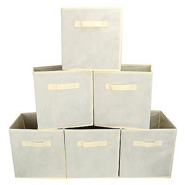 EZOWare Collapsible Storage Cube