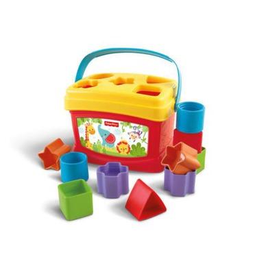 Fisher price brilliant basics babies first blocks