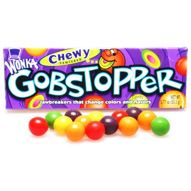 Chewy centred Gobstoppers