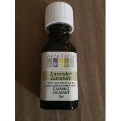 Aura Cacia Lavender Essential Oil