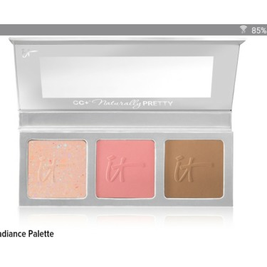 IT Cosmetic CC+ Radiance Palette