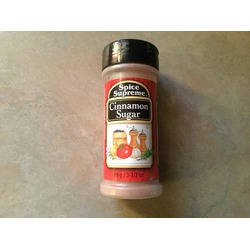 Spice supreme cinnamon sugar