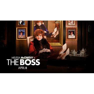 The Boss Movie 2016