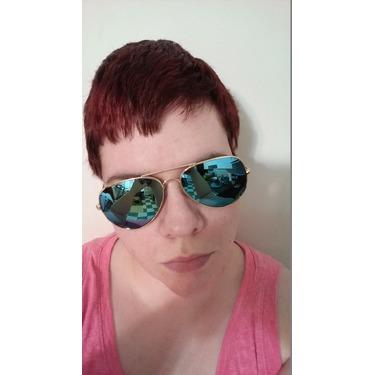 Zatous Men's Metal Fashion Polarized Sunglasses