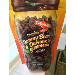 Carnaby Chocolate Gummy Bears